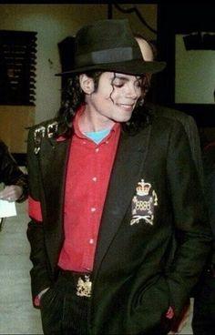 Michael at Taj Mahal Casino in 1990