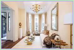 bay window decorative curtain rods-#bay #window #decorative #curtain #rods Please Click Link To Find More Reference,,, ENJOY!! Bay Window Curtains, Cool Curtains, Hanging Curtains, Bed Curtains, Upper West Side, Small Kitchen Set, Mid Century Chandelier, Decorative Curtain Rods, Small Living