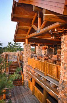 Log Home ( RMLH )