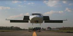 Lilium Jet, la «voiture» électrique qui vole à 300 km/h