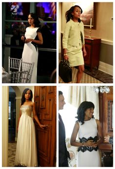 """Olivia Pope""""s style on """"Scandal"""" is perfection!"""