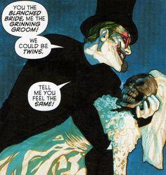 The Joker, and people continue to ask why i love him? Joker Comic, Batman Comic Art, Joker Art, Batman Comics, Batman Batman, Batman Arkham, Batman Robin, Dc Comics, Three Jokers