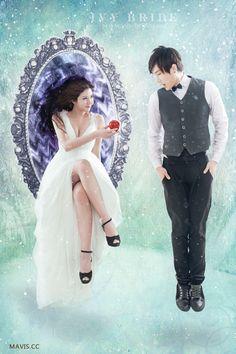Pre-Wedding Photography  By IVY BRIDE Design:http://mavis.cc
