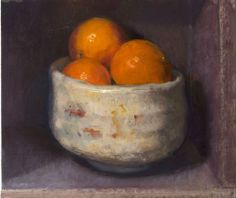 """Clementines in A Japanese Tea Bowl 12 22 2013"" by Duane Keiser 