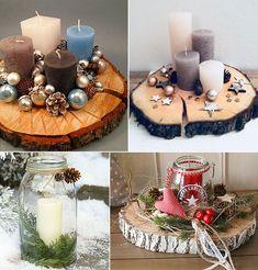 Rose Gold Christmas Decorations, New Years Decorations, Easy Christmas Crafts, Simple Christmas, Handmade Christmas, Thanksgiving Diy, Minimalist Christmas, Christmas Trends, Farmhouse Christmas Decor