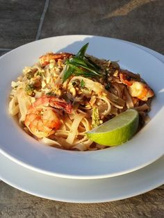 Authentic Style Pad Thai