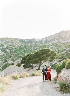 Elegant and chic destination engagement photoshoot in South of France Engagement Session, Engagement Photos, South Of France, Backdrops, National Parks, Scenery, Photoshoot, Outfit, Photography