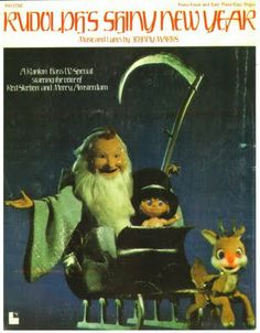 rankin/bass | Rankin/Bass-historian: RANKIN/BASS' RUDOLPH'S SHINY NEW YEAR