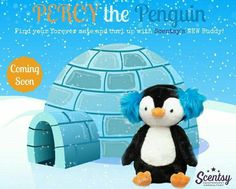 Available in October. Find me on facebook. Scentsy sold by Alu