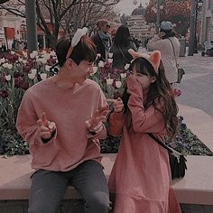Ulzzang Korean Girl, Ulzzang Couple, Couple Aesthetic, Red Aesthetic, Kpop Couples, Cute Couples, Tall Boyfriend Short Girlfriend, Korean Best Friends, Relationship Goals Pictures