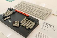 Design Museum London. Design Museum London, Keyboard Typing