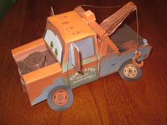 """Because I Said So (and Other Mommyisms): Ka-Chow! A """"Cars"""" Birthday Party"""