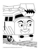 diesel 10 coloring pages - photo#18