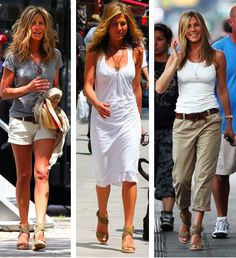 LDV Top 10: Wedge Sandals | Jennifer Aniston