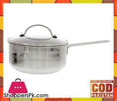 On Sale: Prestige 14 Cm Infinity Saucepan - 77371 in Pakistan Price Rs. 2535 https://www.shopperspk.com/product/prestige-14-cm-infinity-saucepan-77371/