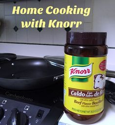 Home cooking with @Knorr and a #recipe! #SaboreaTuVerano sponsored