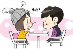secret garden. Can be Ha Ji Won and Hyun Bin.. or GD and T.O.P ;-)