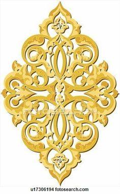 Beautiful Islamic art الله نور