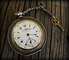 Rare Victorian Ottoman pocket watch K.Serkisoff & Co by RetroWatch, $370.00