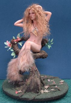 Faun by ChrisGarcia on DeviantArt Cool Costumes, Amazing Costumes, Satyr, Fairy Dolls, Larp, Erotic, Arts And Crafts, Deviantart, Doll Stuff