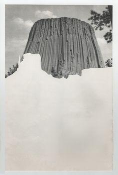 """Saatchi Art Artist: Mary Rasmussen; Paper 2012 Collage """"XXXX"""""""