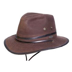 The Conner Mountain Trail Hat is a beautifully crafted hat with a 2.5