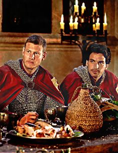 BBC Merlin | Sir Percival & Sir Lancelot... @Courtney Noble, it's my guy, and your guy!!