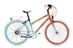 LOCA bikes, Pop Art Fury - miejskie szaleństwo w wersji dla rowerzystek! #totalLOCA #crazylook