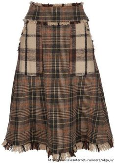 Shop Women's Tory Burch Skirts on Lyst. Track over 985 Tory Burch Skirts for stock and sale updates. Brown Skirts, Plaid Skirts, Couture, Skirt Pants, Tartan Plaid, Coat Dress, Skirt Fashion, A Line Skirts, Everyday Fashion
