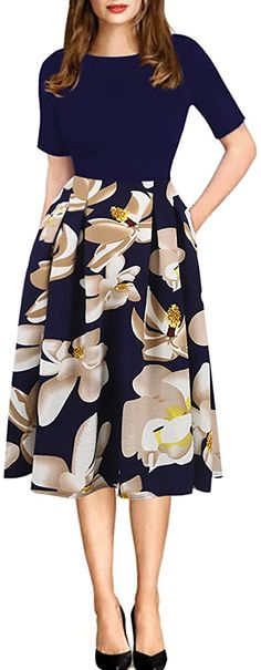 Free Shipping MADE IN USA Midi Dress Camouflage w Sewn Belt Casual Women/'s Outfit above Knee Short Sleeve