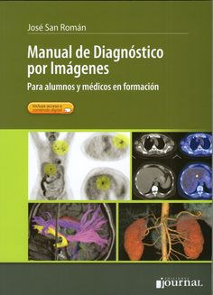 Manual de diagnóstico por imágenes #DiagnosticoporImagen #Radiologia #Medicina #LibrosdeMedicina #AZMedica