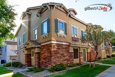 Condos & town homes @ The Gardens in Gilbert Arizona.  Search condos for sale in The Gardens.