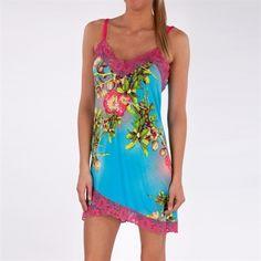Josie Paradise Found Chemise #VonMaur #Josie #Sleepwear #Pajamas