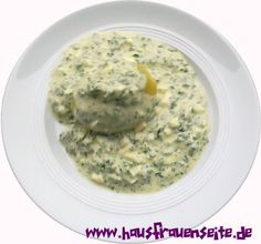 Frankfurter Grüne Sauce - der Klassiker mit 4 hart gekochten Eiern