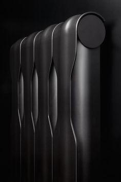 Agora radiator by Nicola De Ponti for TUBES