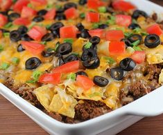 Mexican Casserole | Recipes | Beyond Diet