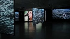 Video preview of the exhibition Expanded Cinema: Isaac Julien, Fiona Tan, Yang Fudong, 28 September through 2 December 2012 in EYE, Amsterdam.   EYE gives cinema free reign with the exhibition Expanded Cinema: Isaac Julien, Fiona Tan, Yang Fudong. The three participating artists break away from the framework of the silver screen and project their work on multiple surfaces, allowing viewers to walk around and watch the films from various angles.