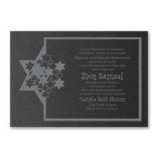 Bar & Bat Mitzvah InvitationsInvitations > Parties & Celebrations   Carlson Craft Wedding & Stationery Products