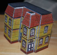 Doll house for a doll house!
