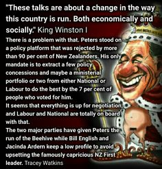 #nzelection #NewZealand #endneoliberalism #millenials