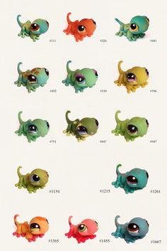Nicole`s LPS blog - Littlest Pet Shop: Pet: Gecko