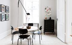 Damish apartment via Alt for Damerne