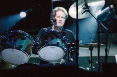 Don Henley at Earl's Court in London 2001 Photo by Lisa Mielke Curated by eaglesfans.com
