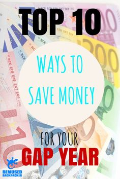 10 Easy Ways To Save Money For Travel.