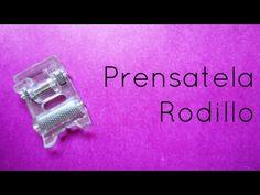 Maquina de coser singer - Prensatelas tutorial completo - ventas en Ecuador - YouTube