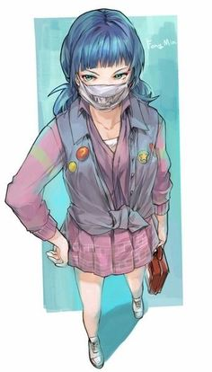 Kurosu NoName (DisasLuna) on Pinterest