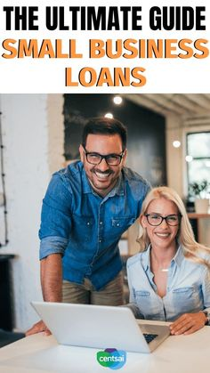 The Ultimate Guide to Small Business Loans. In order to learn more about what small business loans are, where to find them, and how to qualify, check out this quick video! #CentSai #smallbusinessloans #loans