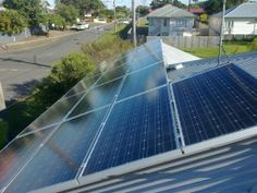 Location:Australia Power Output: 6 kW 1 Trannergy PVI5400TL; Monitoring System: Pvoutput;