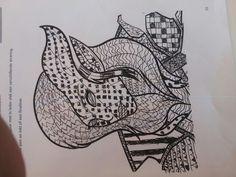 Nog tekening