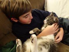 A boy and his FuzzBro...